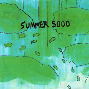 Sean Savage - Summer 5000 (Self Released, Edmonton, AB, 2008)