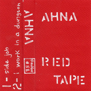 Ahna - Red Tape
