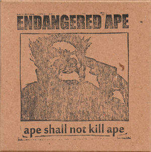 Endangered Ape - Ape Shall Not Kill Ape
