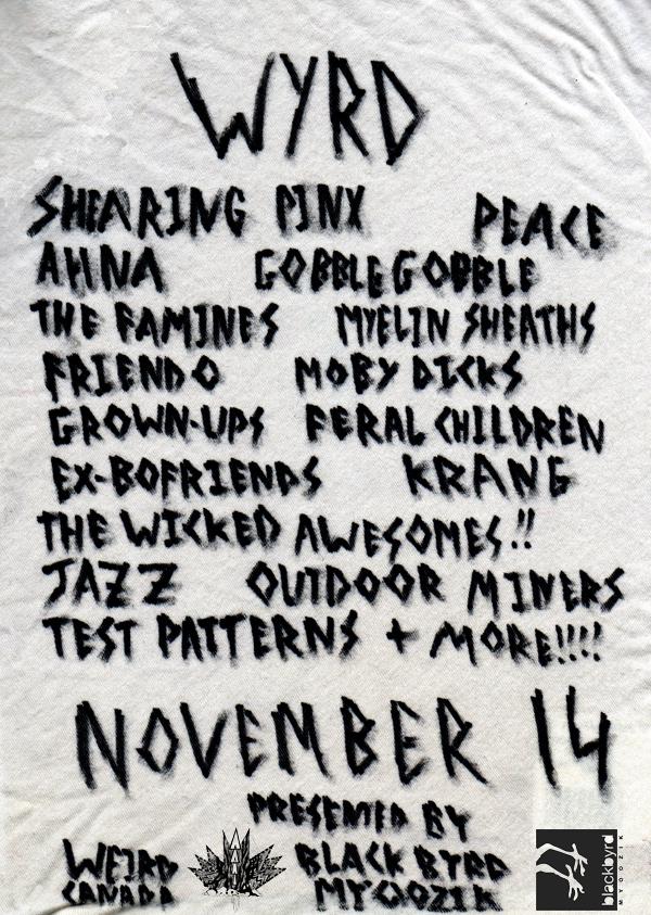 Wyrd Fest 2009 :: Poster