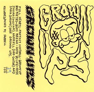 Grown-Ups - Tape