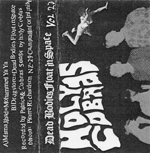 Holy Cobras - Dead Bodies Float in Space