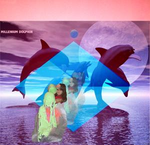 Ben Jacques - Millennium Dolphin