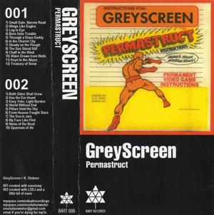 Greyscreen - Permastruct