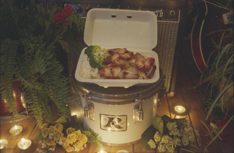 [Photo Scan] :: Kom Jung BBQ Pork