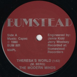 [Label Scan] :: The Modern Minds on Bumstead