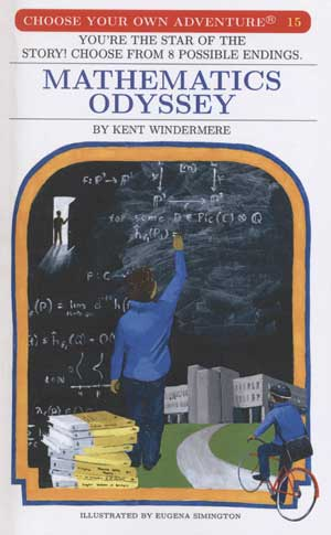 Mathematics Odyssey by Kent Windermere