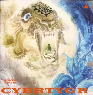 Smoki Tygr - Cybrtygr