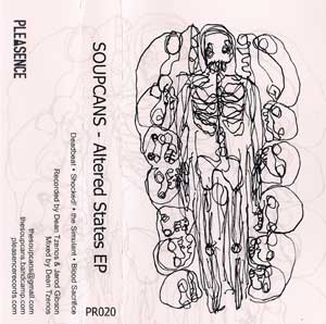 The Soupcans - Altered States