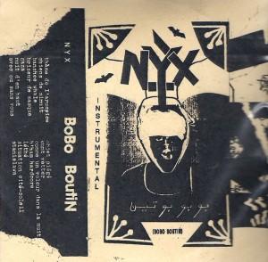 Bobo Boutin - NYX Vol. 1