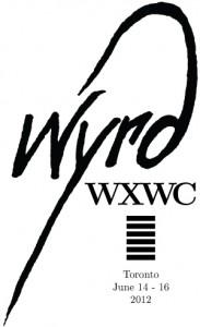 WXWC - Wyrd X Weird Canada Logo