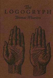 Alternative Cover: The Logogryph by Thomas Wharton