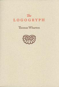 The Logogryph by Thomas Wharton