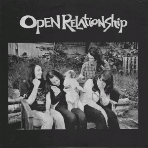 Open Relationship - Born Weird EP