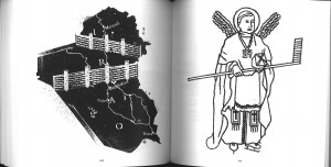 Black & White Illustrations by Raymond Biesinger (Interior)