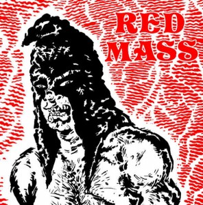 "Red Mass - Television Personalities 7"" on Mammoth Cave"