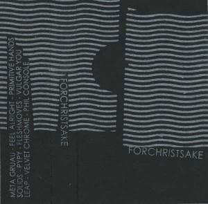Various Artists - FORCHRISTSAKE Compilation