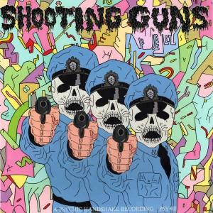 """Krang // Shooting Guns - Split 7"""""""