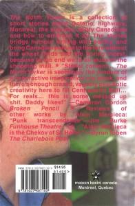 The North Yorker by Alain Mercieca (back)