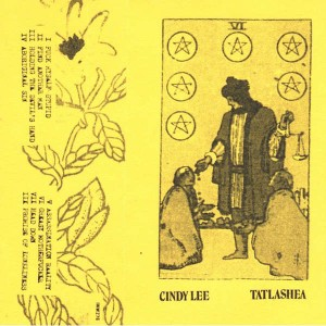 Cindy Lee - Tatlashea