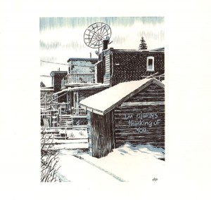 Back Alleys and Urban Landscapes by Michael Cho - Page 2