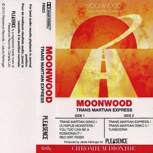 Moonwood - Trans Martian Express
