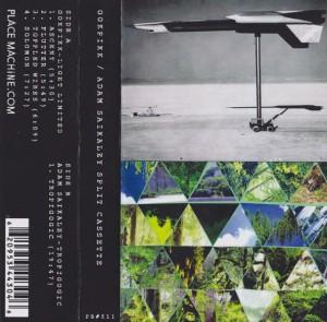 Ookpikk // Adam Saikaley - Split Cassette