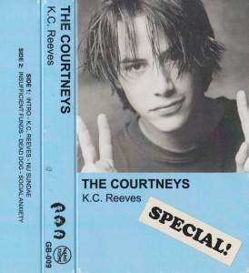 The Courtneys - K.C. Reeves