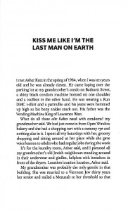 How to Get Along With Women: Short Stories by Elisabeth de Mariaffi (page)