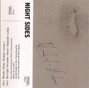 Night Sides - EP