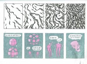 Carousel Magazine Issue No. 30 (4 Panel Comic)