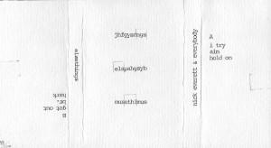 Nick Everett & Everybody - Elsethings EP