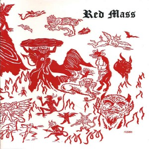 Red Mass // Cindy Lee - Candy b/w Holding The Devil's Hand