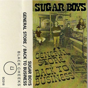 Sugar Boys - General Store / Back to Business