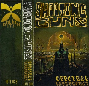 Shooting Guns - Spectral Laundromat