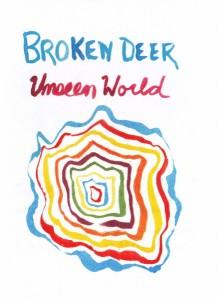 Broken Deer - Unseen World (Zine Cover)