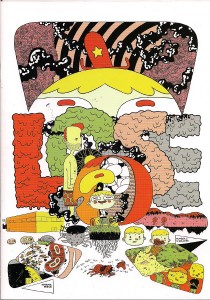 Lose 2 (Michael DeForge)