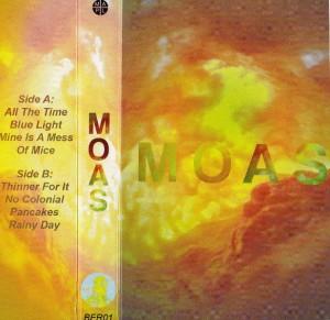 The Moas - The Moas
