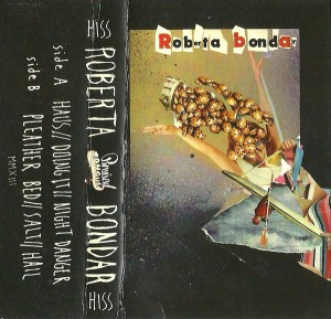 Roberta Bondar - Hiss EP