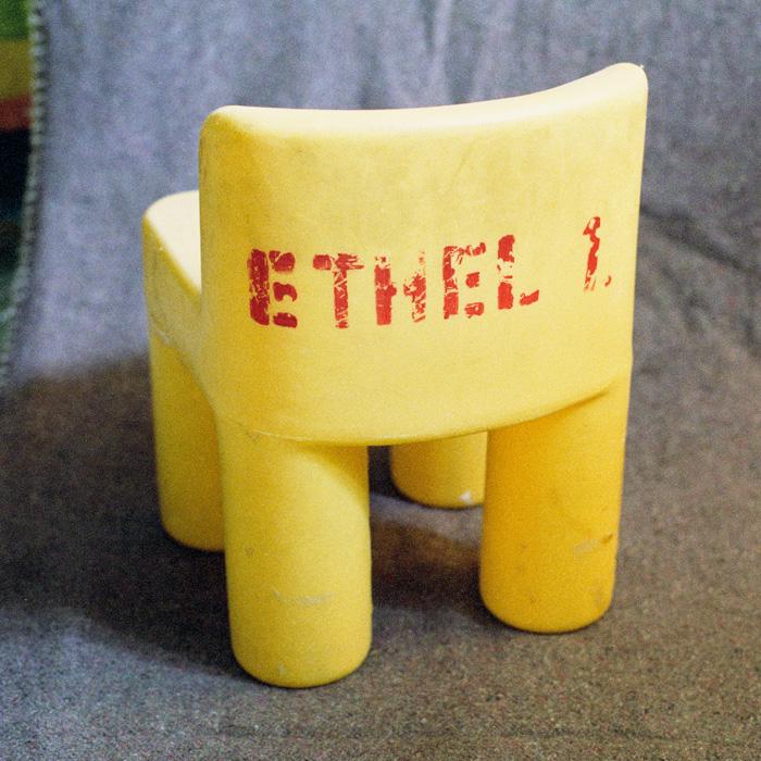 Ephemera :: Carl Didur - Ethe1 1. Chair