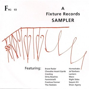 Various Artists - A Fixture Records Sampler