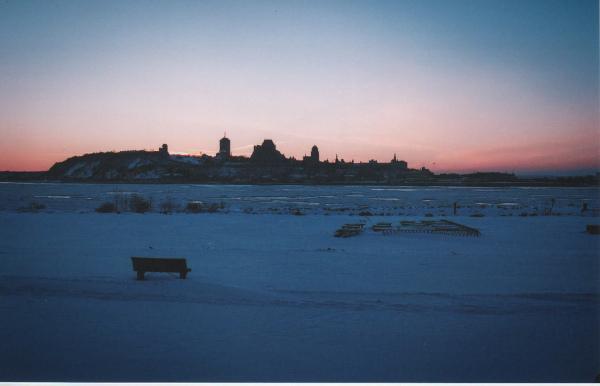 Cityscape :: Québec City