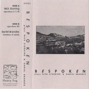 Bespoken - Plays Nick Storring & Daniel Brandes