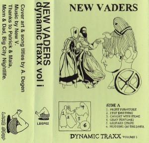 New Vaders - Dynamic Traxx Vol. 1