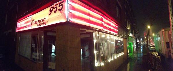 Storefront Theatre