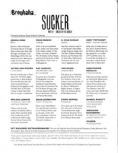 Sucker (guide)
