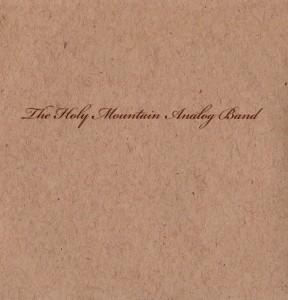 The Holy Mountain Analog Band - The Return To Lonely Mountain