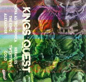 Kings Quest - Kings Quest EP