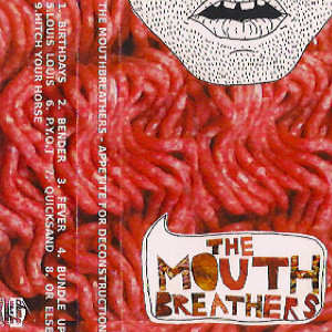 The Mouthbreathers - Appetite for Deconstruction