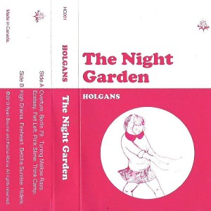 Holgans - The Night Garden